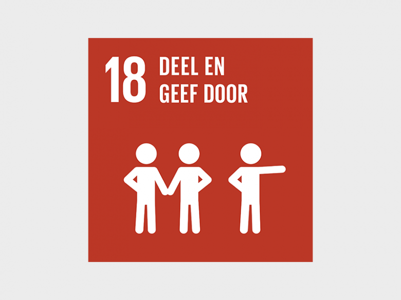 18e Global Goal van Rheden