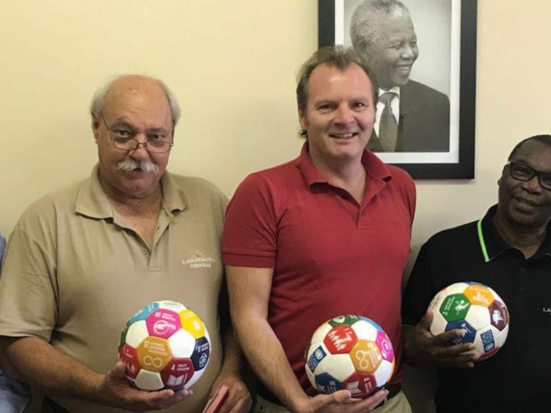 Global Goals in Zuid-Afrika