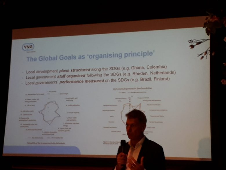 Seminar Global Goals in Medium Sized Cities