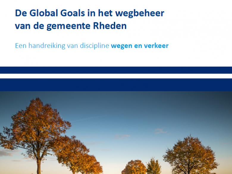 Global Goals in Wegen en Verkeer Toegepast