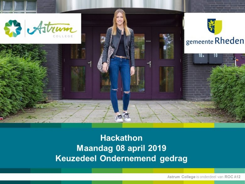 "Hackathon ""Students for Communitygoals"""