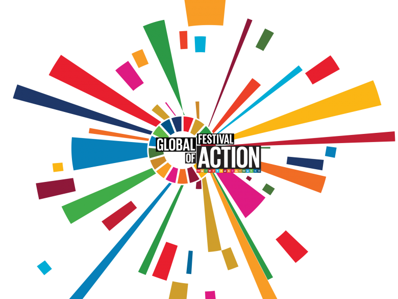 Global festival of action in Bonn