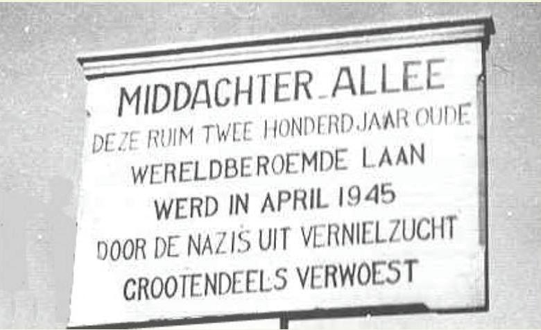Monument 75 jaar bevrijding: terugblik en vooruitblik!