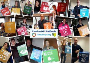 Rheden gelooft voor 100% in Global Goals aanpak
